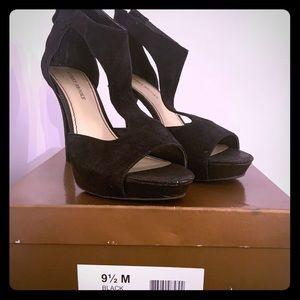 Audrey Brooke Dixie Women's Open-toe Heels